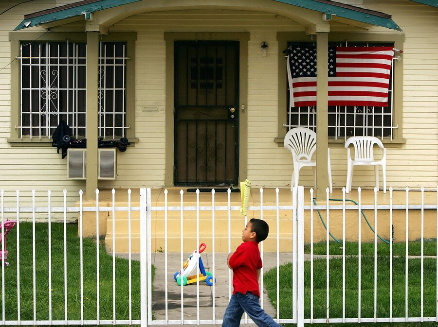 black, latino two-parent families have half the wealth of white