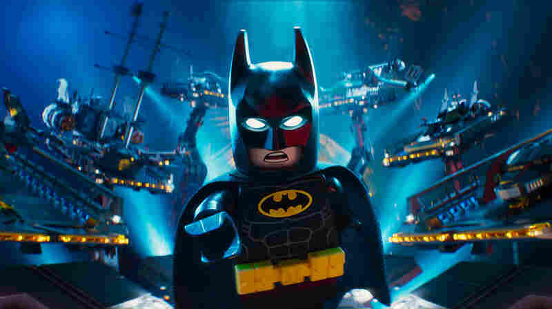 'The LEGO Batman Movie' Drags The Caped Crusader Out Of The Shadows (Again)