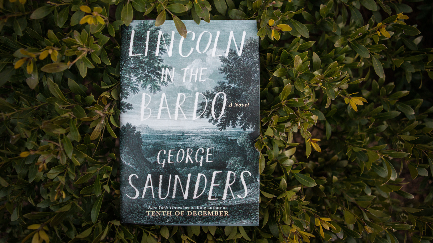 george saunders reimagines a presidents grief with