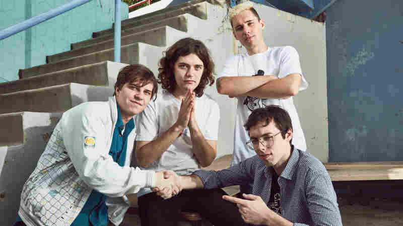 Watch BadBadNotGood Play 'In Your Eyes' Live In The Studio
