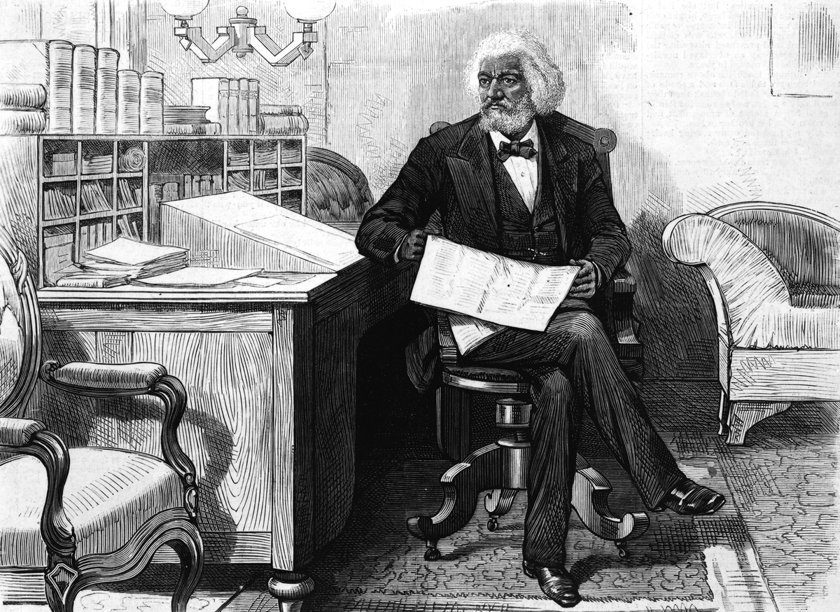 learning how to read and write by frederick douglas essay What is frederick douglas's writing style  learning to read and write frederick douglass  where in the essay did you go to support your answer.
