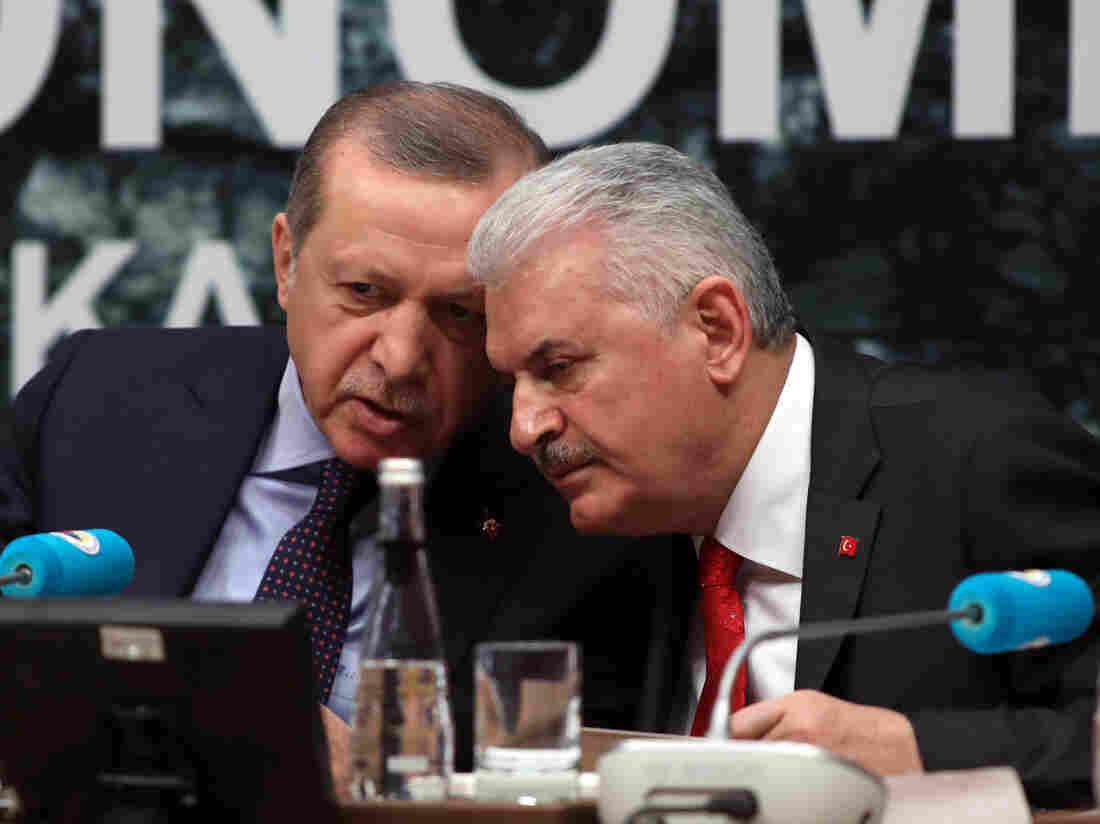 photo What Erdogan left out