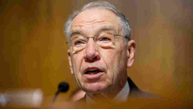 Sen. Grassley Launches Inquiry Into Orphan Drug Law's Effect On Prices