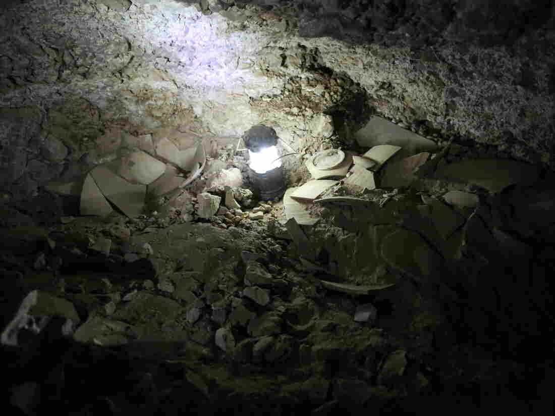 New Dead Sea Scroll Cave Found in West Bank