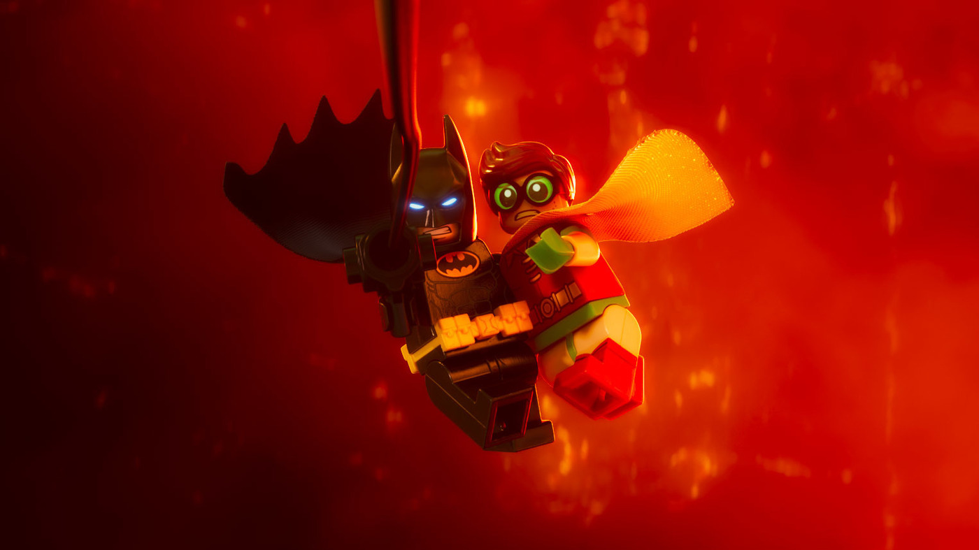 The Lego Batman Movie Really Clicks Npr