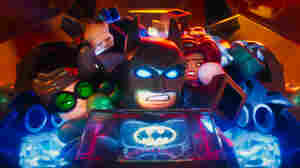 The LEGO Batman Movie and MasterChef Junior
