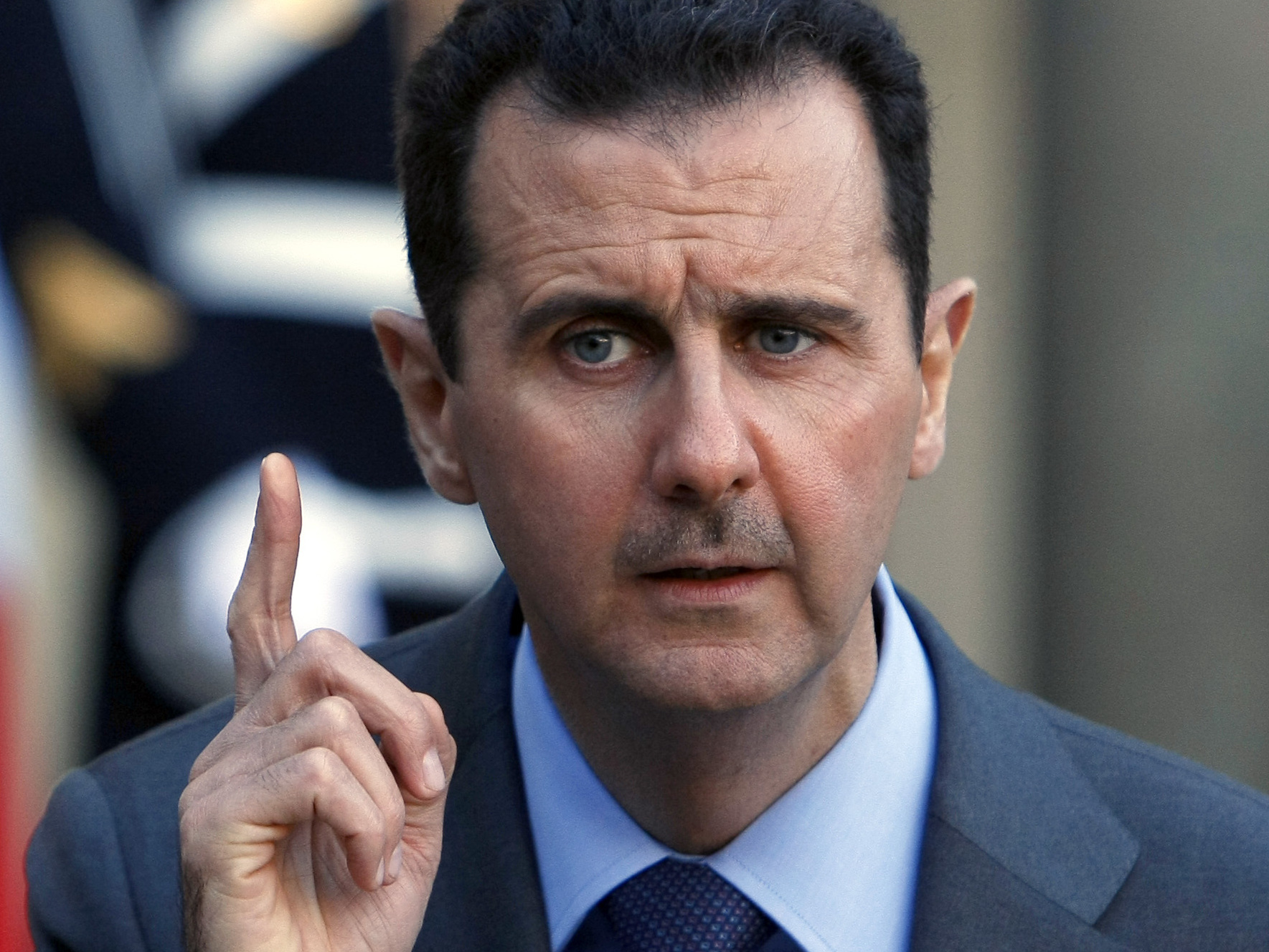 Amnesty International Identifies Assad's 'Policy Of Extermination'