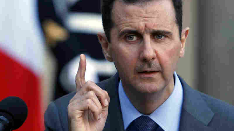 Amnesty International Identifies Assad's 'Policy Of Extermination'