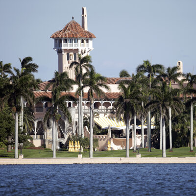 Mar-A-Lago Offers Trump And Abe A Spectacular Place To Get Acquainted