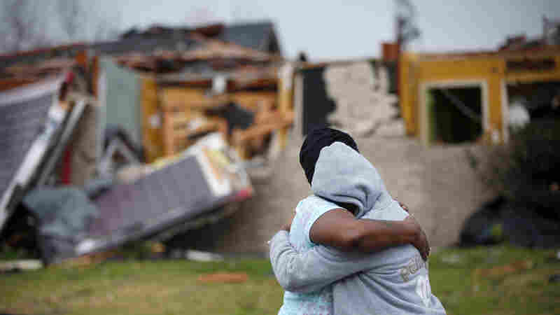 After Tornado, Families In New Orleans Begin Rebuilding Once Again