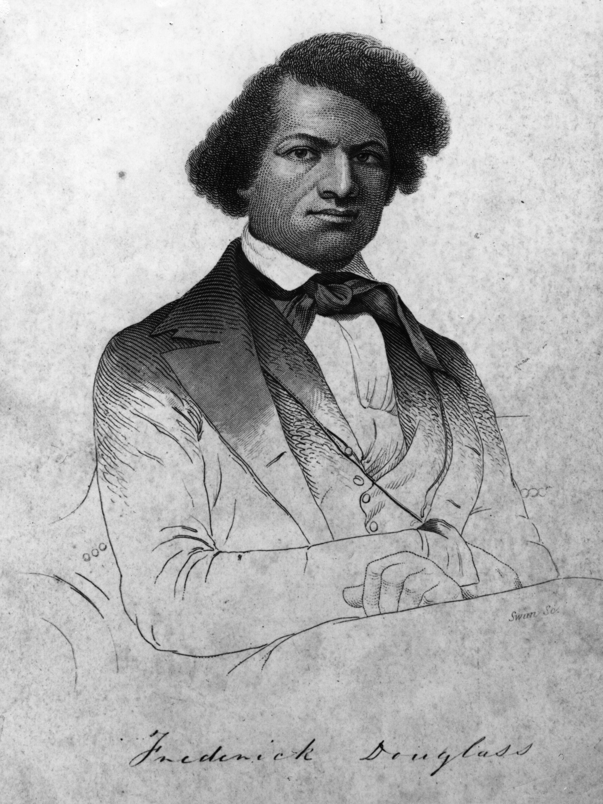 Frederick Douglass On How Slave Owners Used Food As A Weapon Of Control