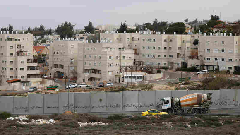 A Jewish Settlement In The West Bank Has Ties To Trump Administration