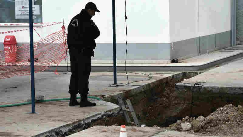 Long-Buried World War II Bomb Prompts Massive Evacuation In Greece