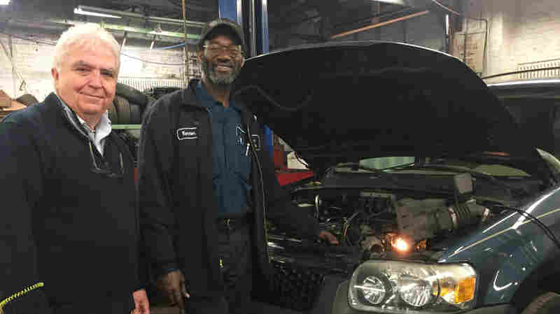 Lots Of People Donate Their Cars, But This Owner Donated His Auto Repair Shop