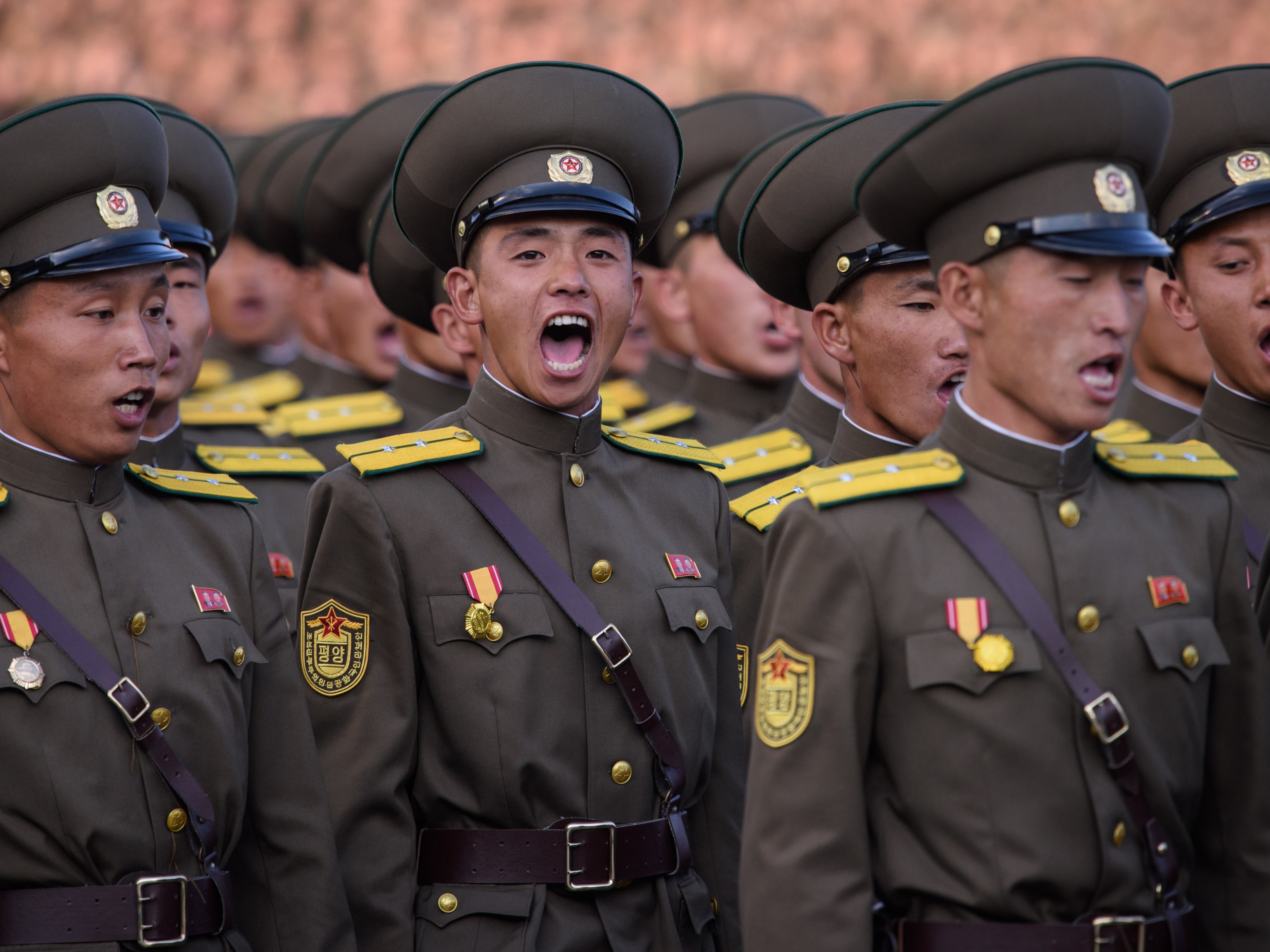 North Korea Test-Fires First Missile During Trump's Presidency