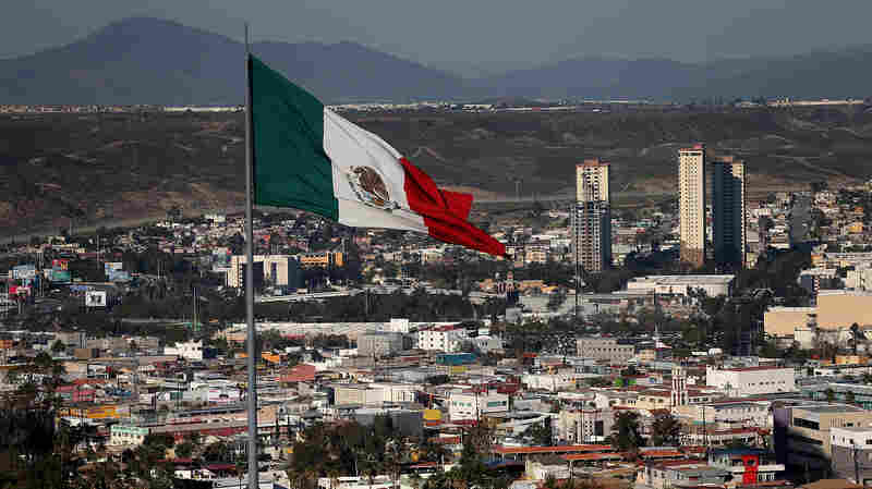 As Trump Threatens To Ditch NAFTA, Tijuana Residents Face Uncertainty