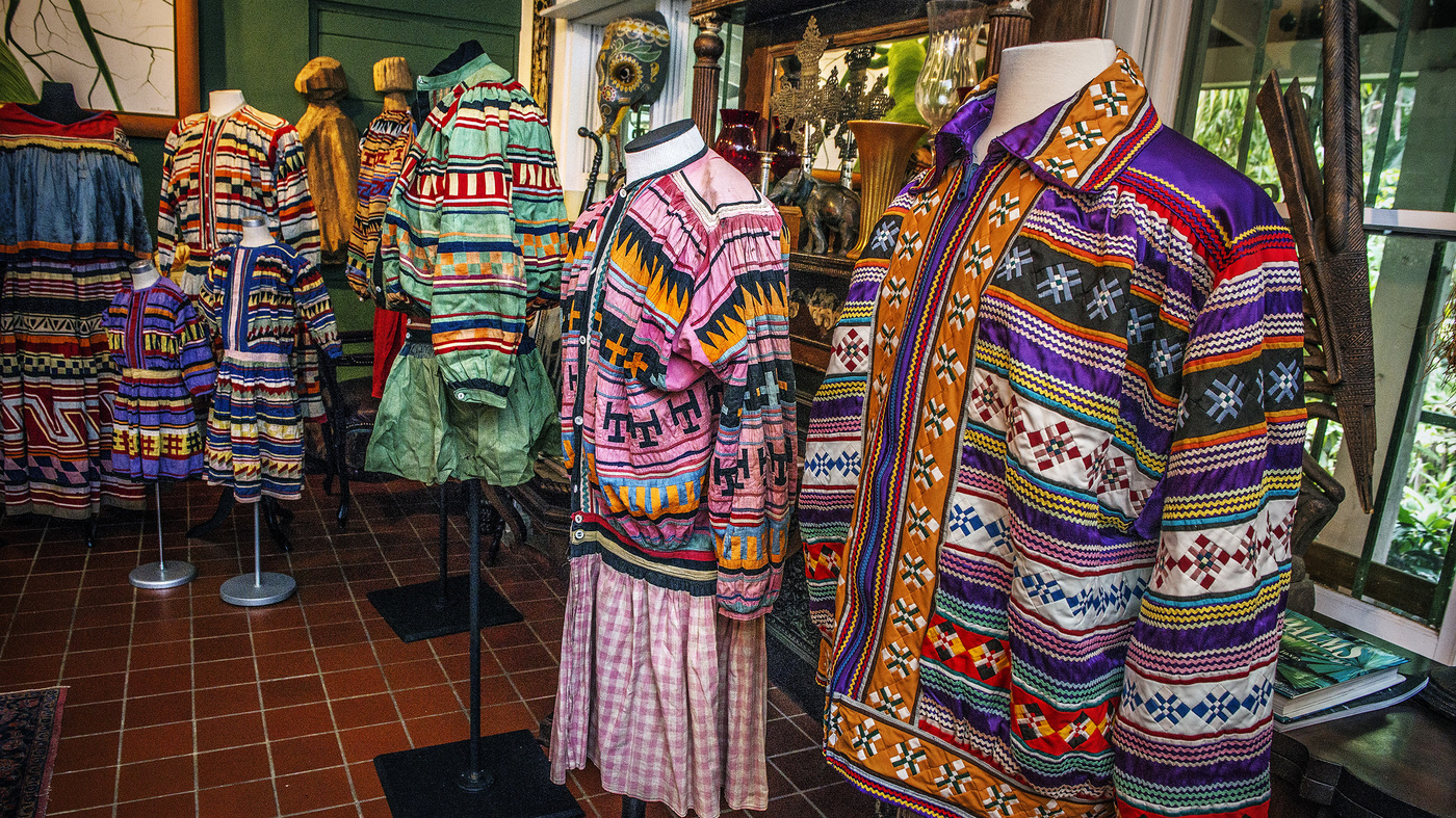 Seminole Patchwork Admiration And Appropriation Code Switch Npr