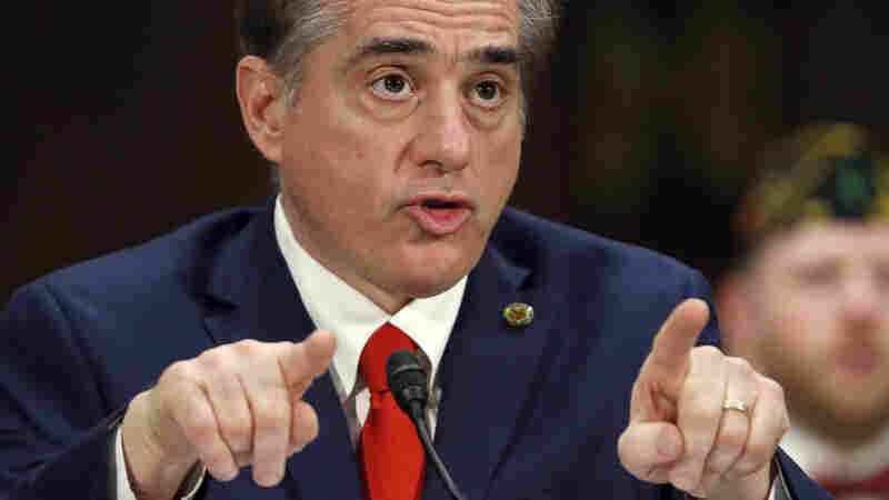 Senate Confirms First Nonveteran To Lead VA