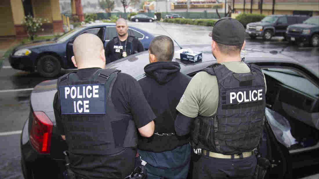Kansas was included in national immigration crackdown, ICE says