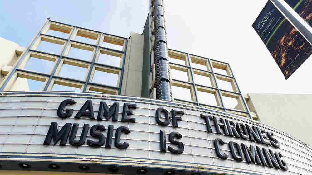 'Game Of Thrones' Composer Ramin Djawadi On Melodies That Stick