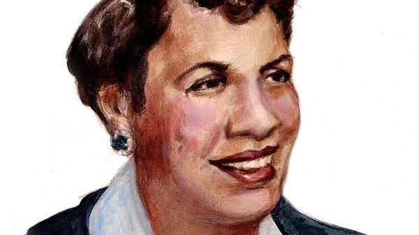 Freda DeKnight was Ebony