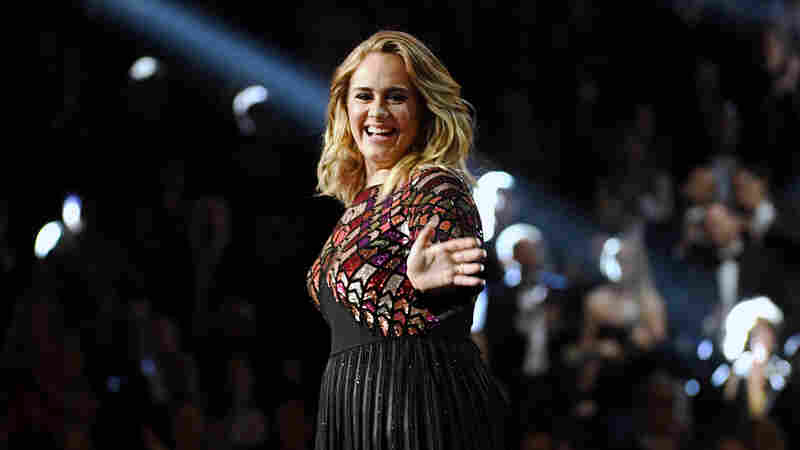 Before Adele's Grammy Controversy, There Was The Great Tea Squabble