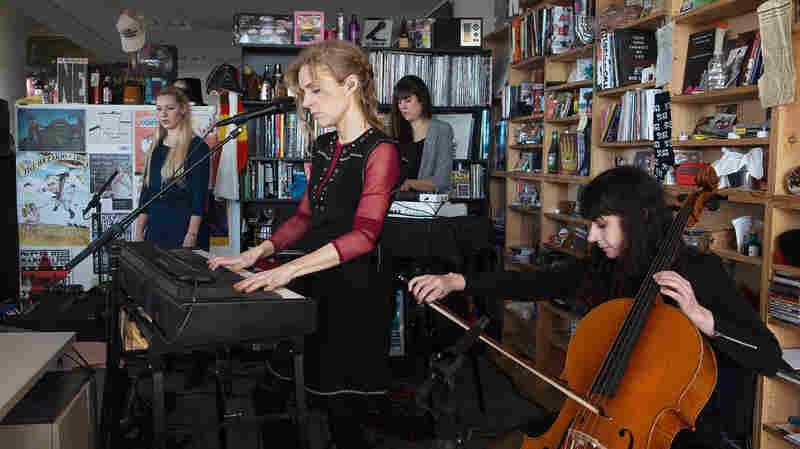 Agnes Obel: Tiny Desk Concert
