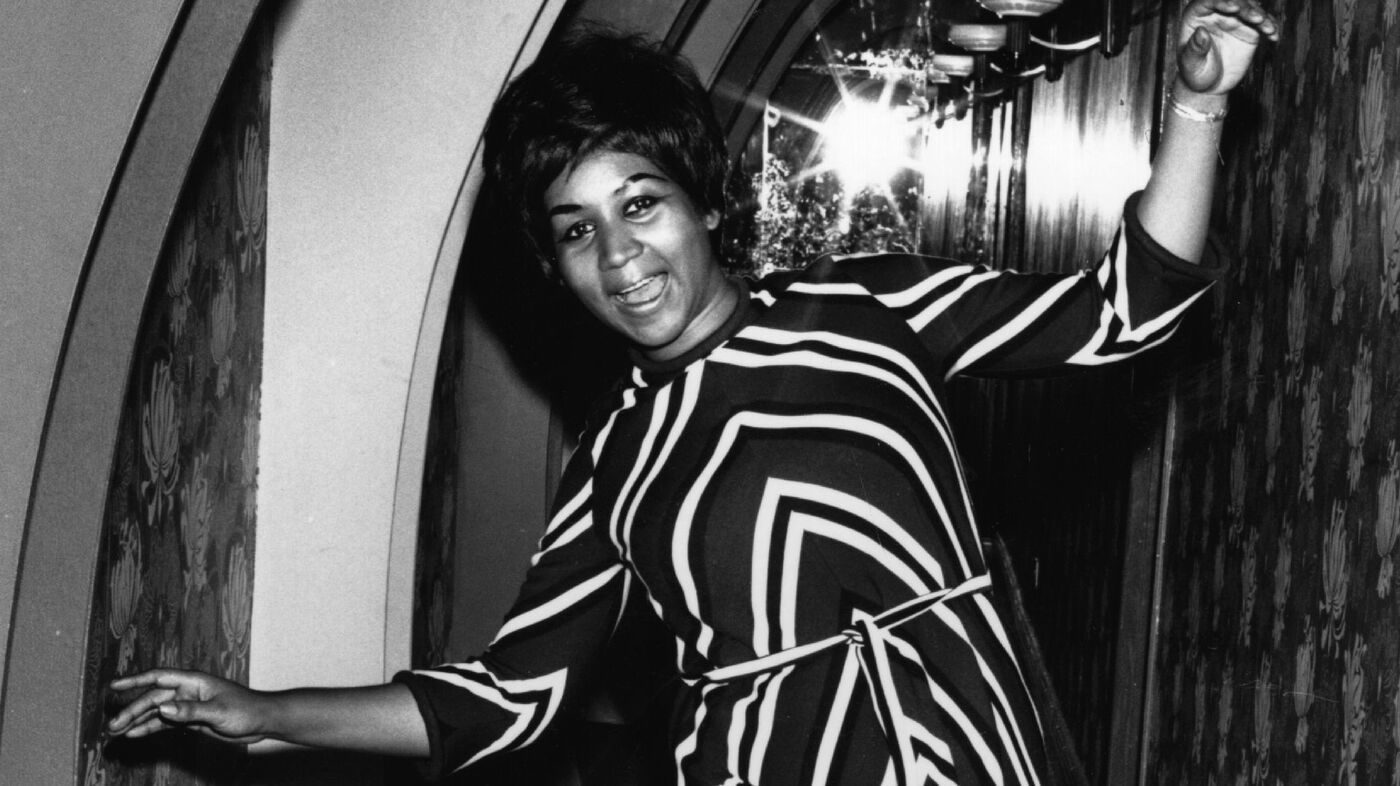 Respect Wasnt A Feminist Anthem Until Aretha Franklin Made It One NPR