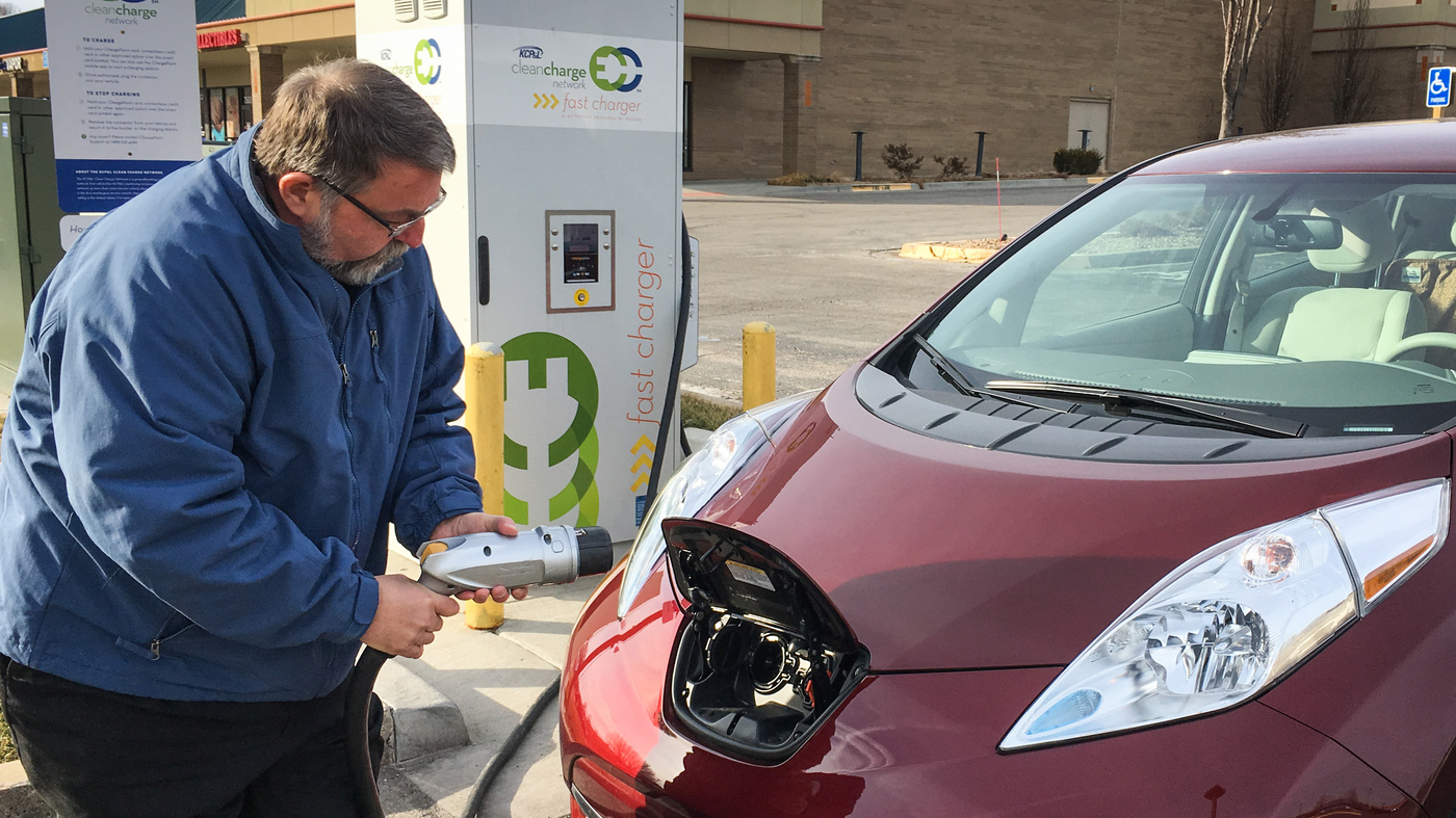In America S Heartland A Company Leads Charge For Electric Cars All Tech Considered Npr