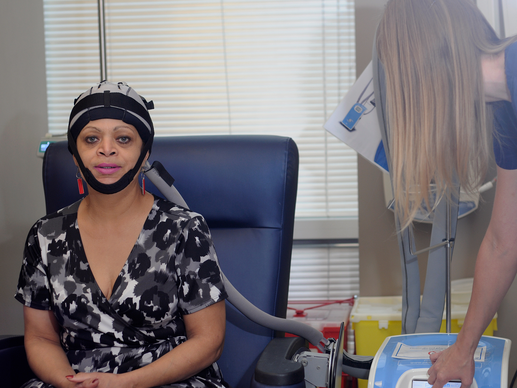 Cooling Cap May Limit Chemo Hair Loss Wbez