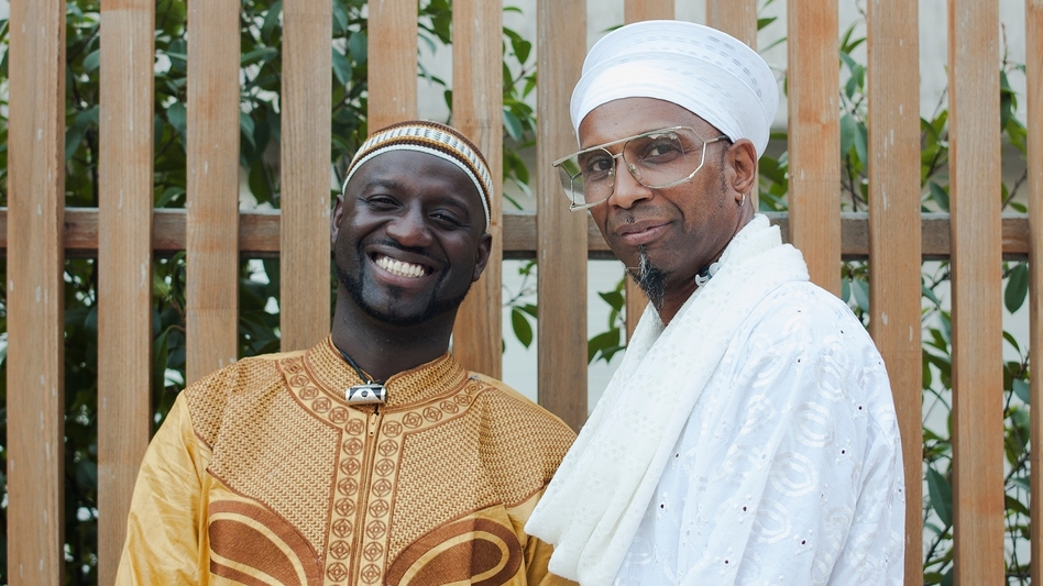 Omar Sosa & Seckou Keita's new album, <em>Transparent Water</em>, comes out February 24.