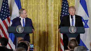 'I'd Like To See You Hold Back On Settlements,' Trump Tells Netanyahu