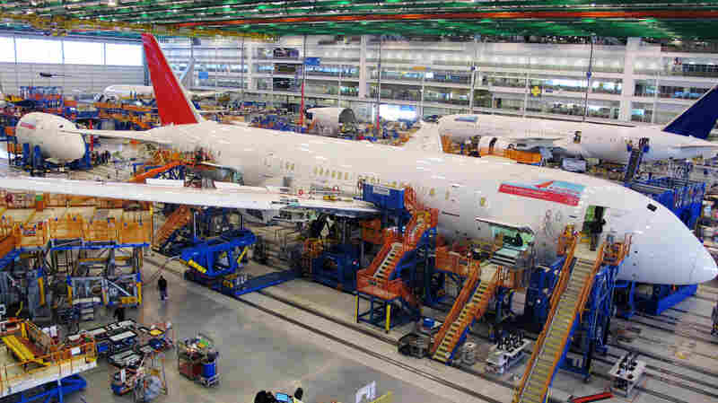 Boeing Employees Vote Against Unionizing In South Carolina