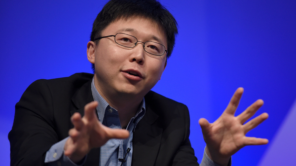 Biotechnologist Feng Zhang of the Broad Institute (a joint venture of MIT and Harvard University) was awarded a patent for CRISPR gene-editing technology in 2014. But two other scientists —  Jennifer Doudna, of the University of California, Berkeley, and Emmanuelle Charpentier, then of the University of Vienna — published their description of the underlying biology first.