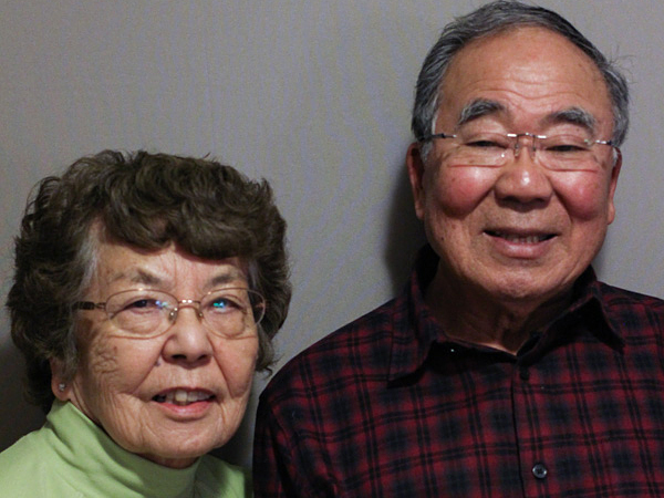 Image for Couple Moves On From Silence About Time In Japanese Internment Camps Article