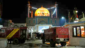 Suicide Bomber Kills At Least 70 People At Sufi Shrine In Pakistan