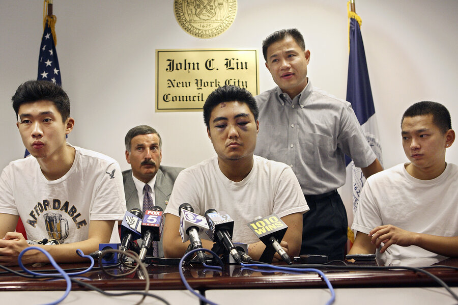 Asian gangs and ct