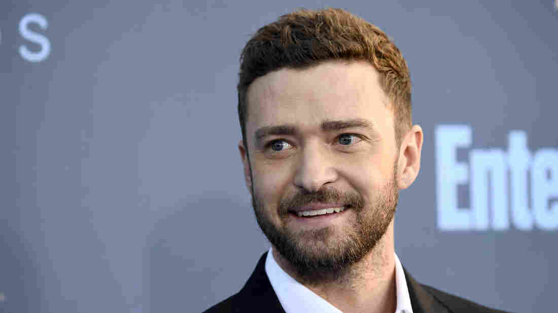 Justin Timberlake attends The 22nd Annual Critics' Choice Awards on December 11, 2016.