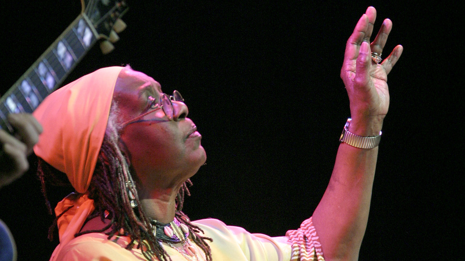 Trudy Pitts performs on this week's Piano Jazz.