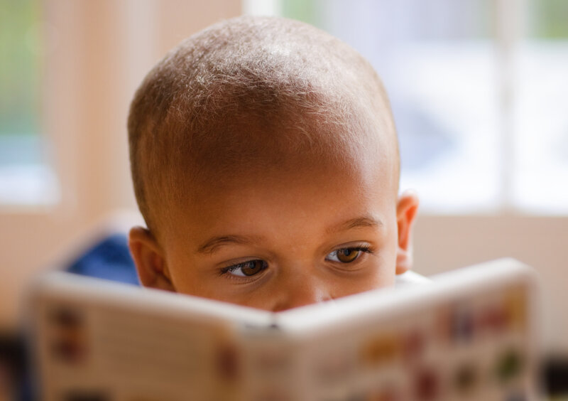 People Of Color Accounted For 22 Percent Of Children S Books