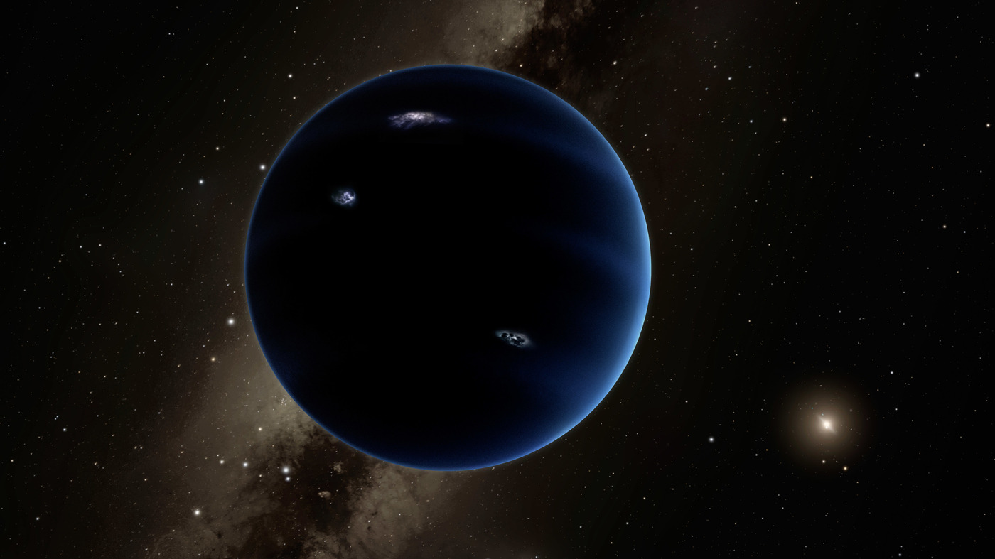 have spare time try to discover a planet the two way npr