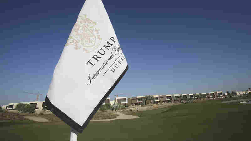 Trump's Sons Heading To Dubai As Business Interests Continue To Expand Overseas