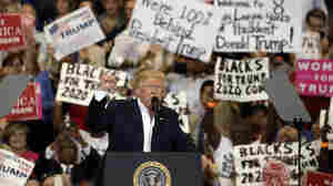 At Florida Rally, Trump Restates Campaign Promises