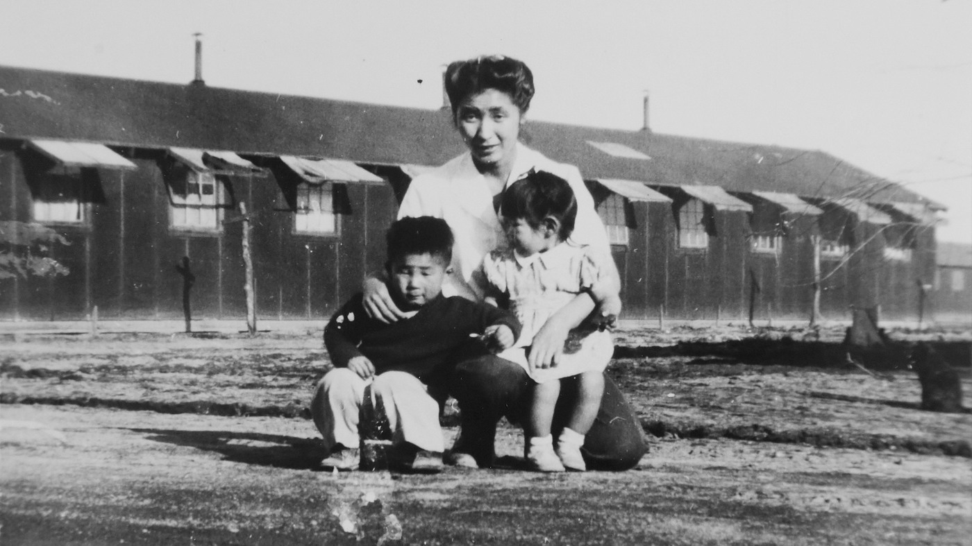 75 Years Later, Americans Still Bear Scars Of Internment