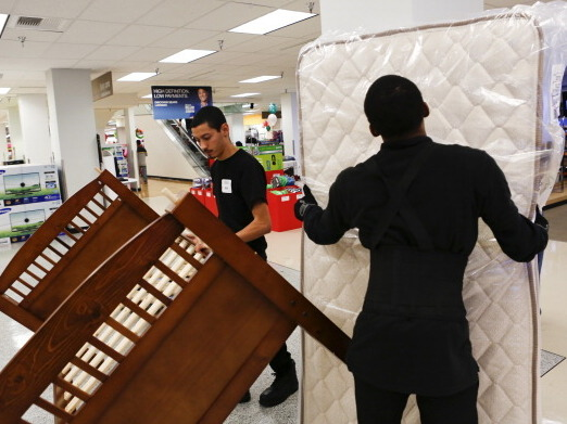 Presidents Day Mattress Sales Mattress No Longer Delegated To Bottom Of Shopping List : NPR