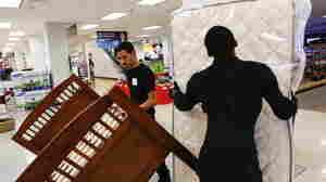 Mattress No Longer Relegated To Bottom Of Shopping List