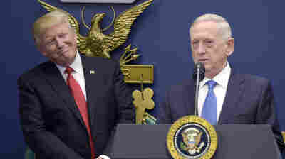 Defense Secretary James Mattis: 'We're Not In Iraq To Seize Anybody's Oil'