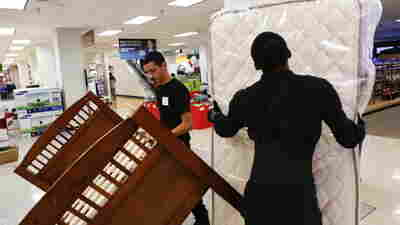 Mattress No Longer Delegated To Bottom Of Shopping List