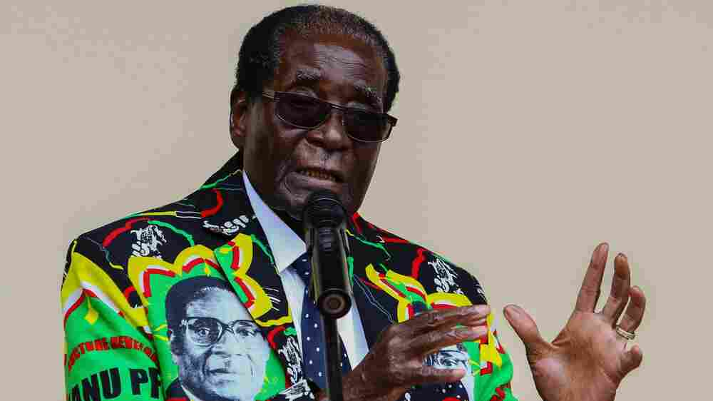 Nearing 93, Robert Mugabe Shows No Sign Of Stepping Down