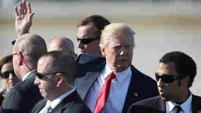 Trump Meets Finalists; May Expand Search For National Security Adviser